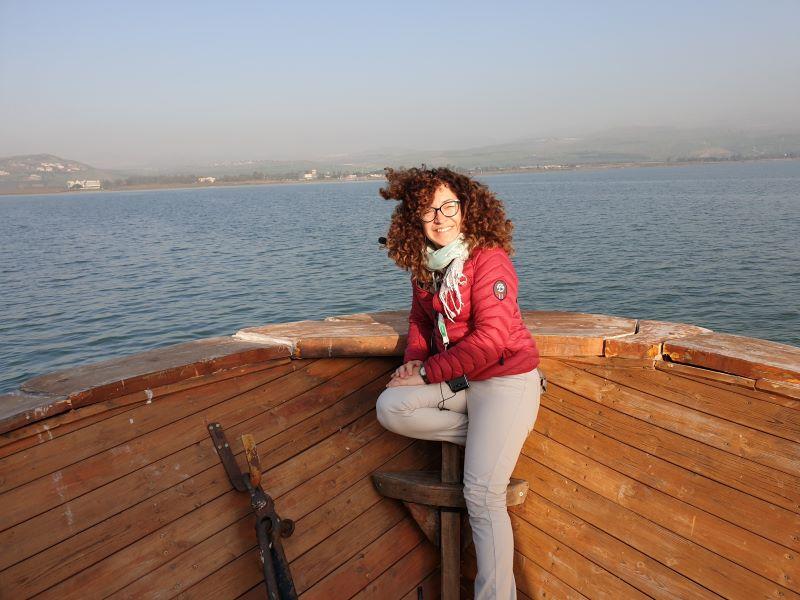 Odcinek 2, w którym rozmawiam z Mariolą Serafin o jej pracy i Szkole Młodszych Ochotniczek w Nazarecie