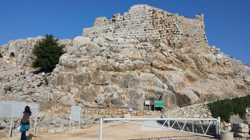 Odcinek 15, w którym omawiamy zabytki z okresu krucjat znajdujące się w Izraelu
