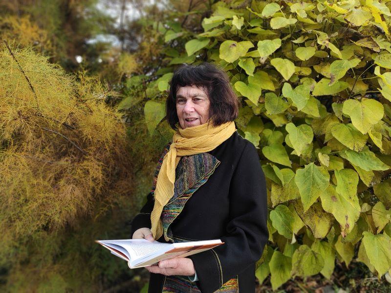 Odcinek 20 jest rozmową z Barbarą Szczepanowicz o Izraelu, książkach i życiu